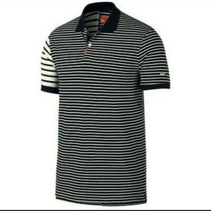 NIKE DRI FIT POLO SHIRT STRIPED MENS XL